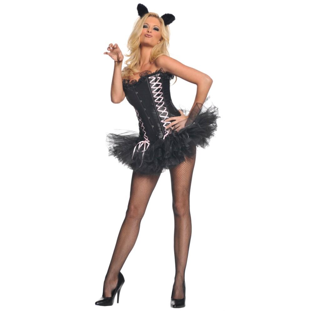 ネコ 衣装、コスチューム 大人女性用 SEXY KITTY