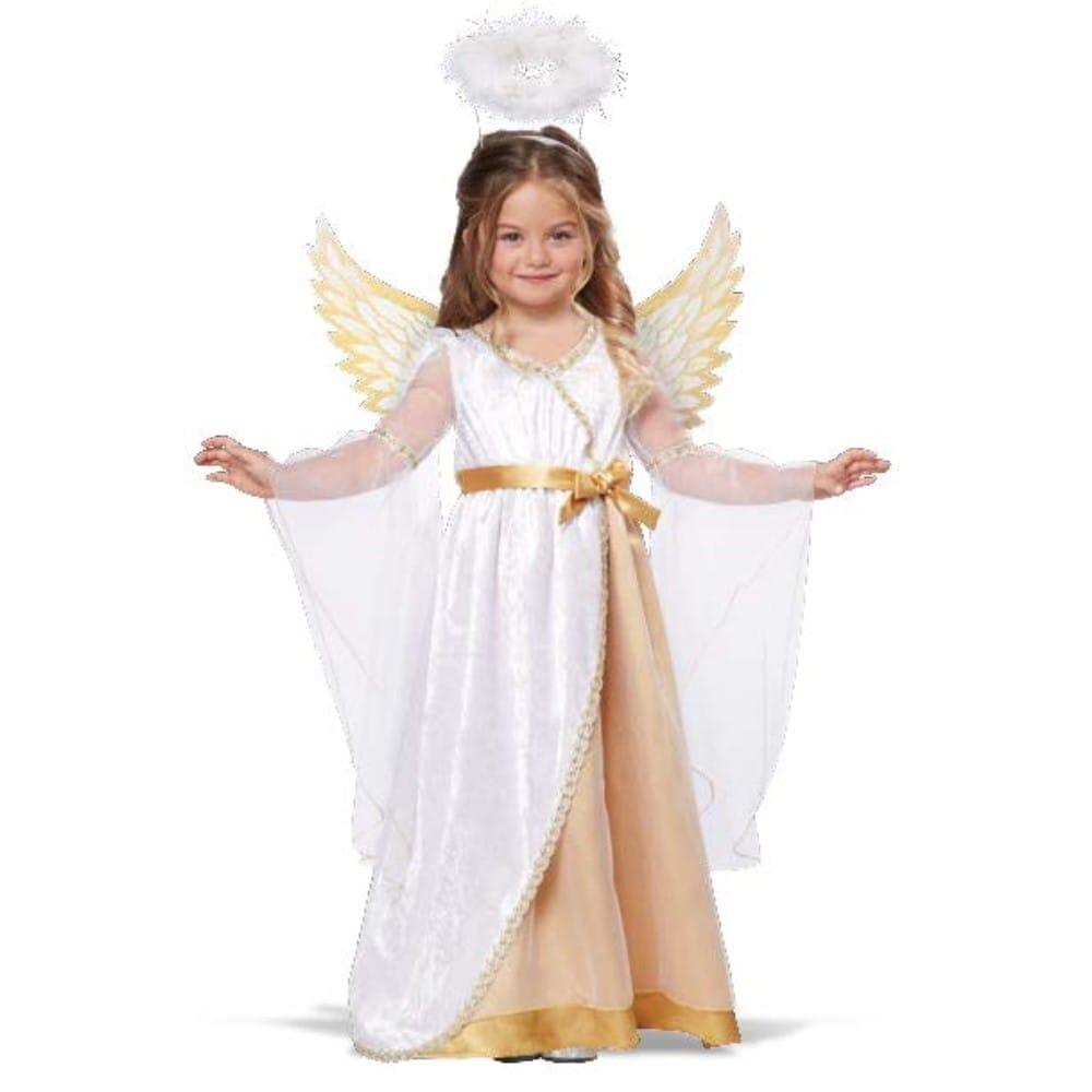 天使 衣装、コスチューム 子供女性用 エンジェル コスプレ