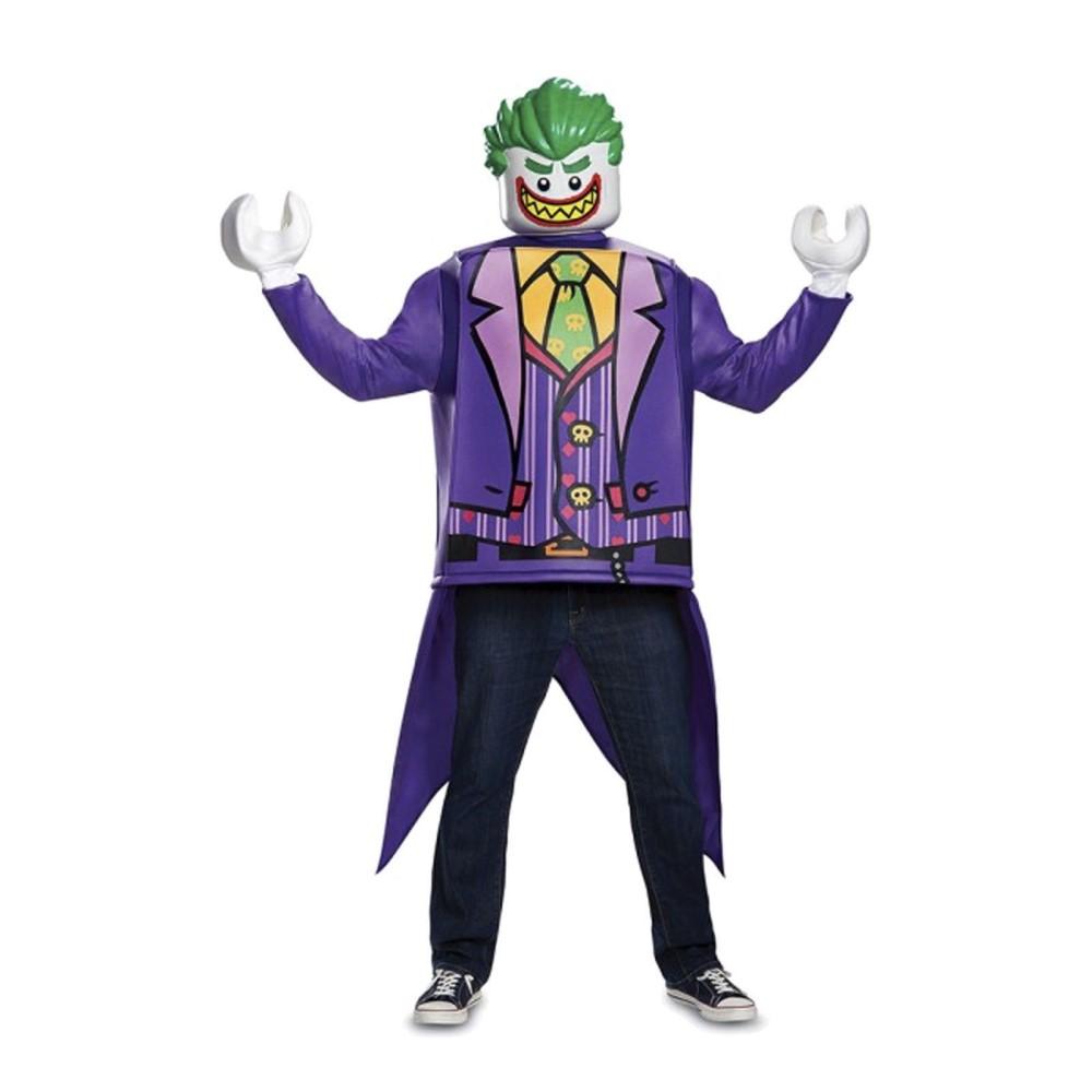 ジョーカー 衣装、コスチューム 大人男性用 レゴバットマン CLASSIC