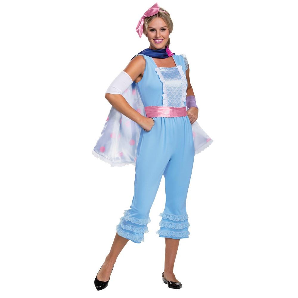 ボー・ピープ 衣装、コスチューム ディズニー トイ・ストーリー4 DELUXE大人女性用 トイ・ストーリー4 DELUXE