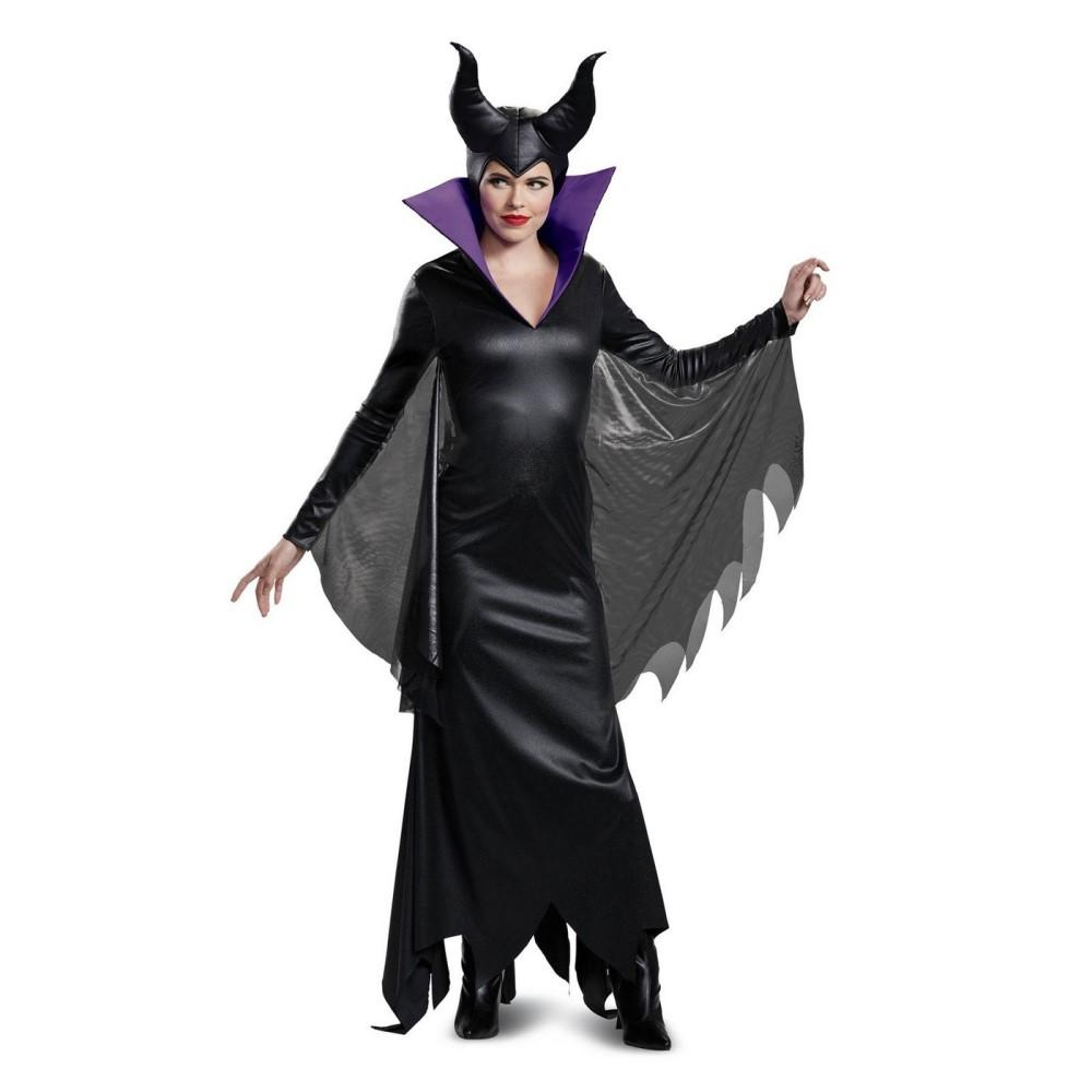 マレフィセント 衣装、コスチューム 大人女性用 眠れる森の美女 ディズニー ヴィランズ Deluxe