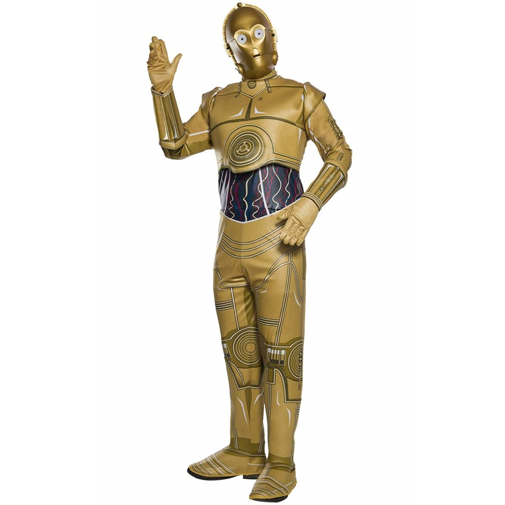 C-3PO 衣装、コスチューム 大人男性用 スターウォーズ Classic