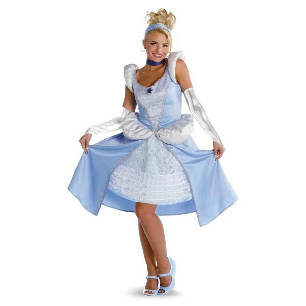 シンデレラ ドレス Prestige ディズニー 衣装、コスチューム コスプレ 大人女性用