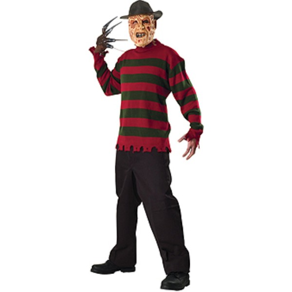 エルム街の悪夢 フレディのDXセーター 衣装、コスチューム 男性用ハロウィン コスプレ