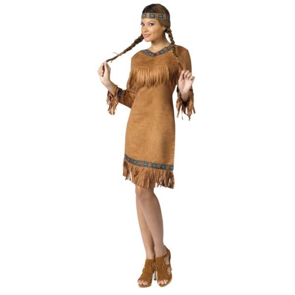 インディアン アメリカン 衣装、コスチューム 大人女性用 コスプレ