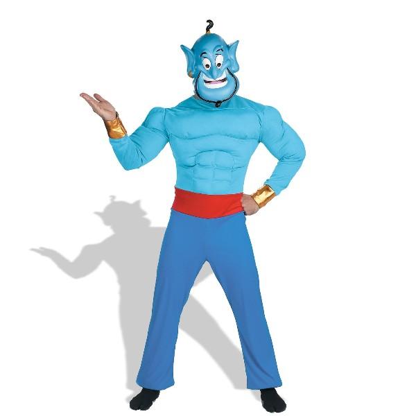 アラジン ジーニー 衣装、コスチューム ディズニー コスプレ 大人男性用