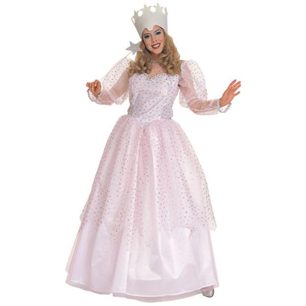 オズの魔法使い グリンダ 衣装、コスチューム コスプレ 女性用ハロウィン