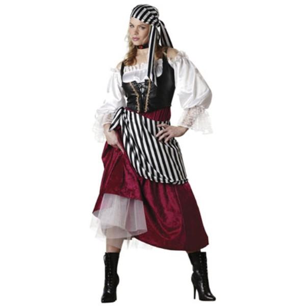 Pirate's Wench 海賊 衣装、コスチューム コスプレ 大人女性用 HQ