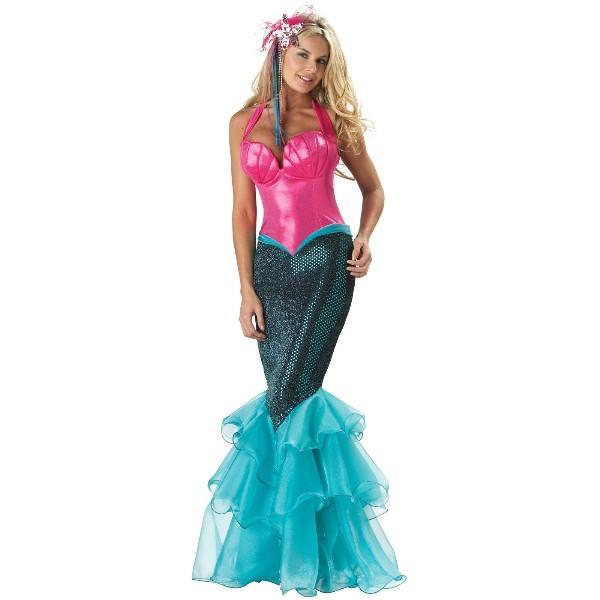 人魚姫 衣装、コスチューム コスプレ 大人女性用 HQ