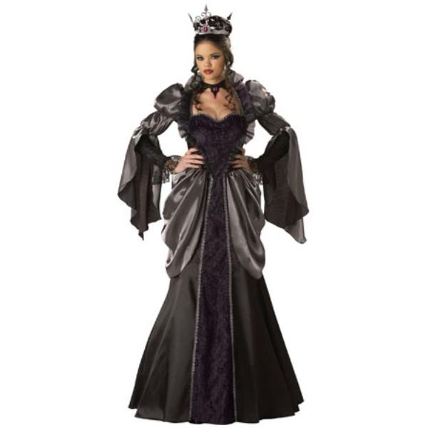 ウィキッドクイーン 衣装、コスチューム ハイクオリティ 大人女性用 Wicked Queen