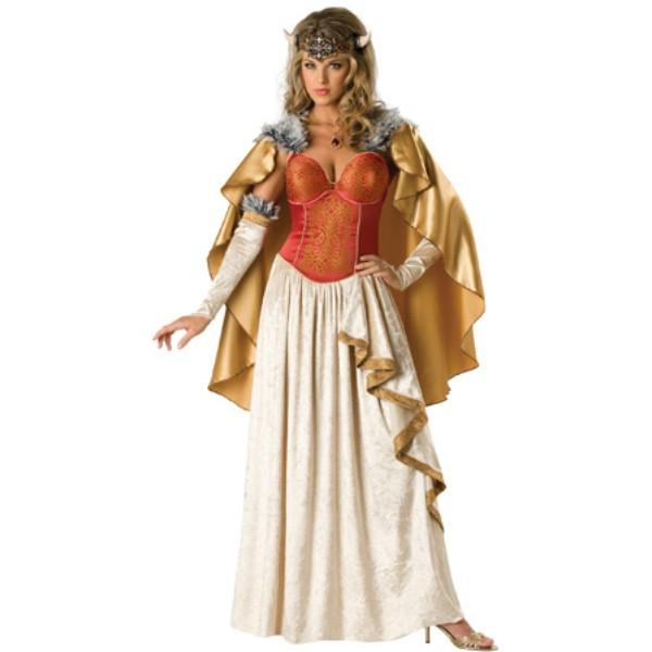 バイキング・プリンセス 海賊 ヴァイキング 衣装、コスチューム コスプレ 大人女性用 HQ