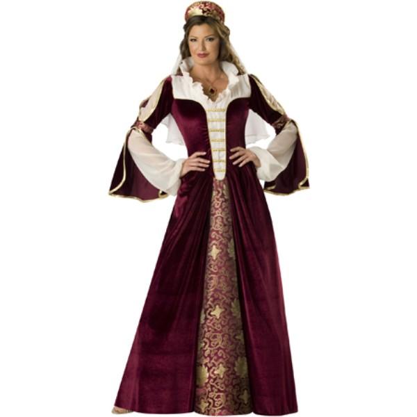 女王 衣装、コスチューム ハイクオリティ 大人女性用 Elegant Empress