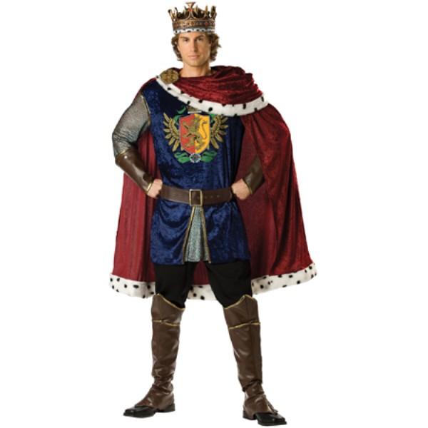 Noble King ノーブル・キング 王様 衣装、コスチューム コスプレ 大人男性用 HQ