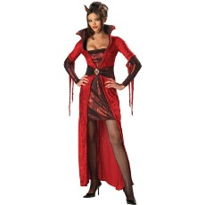 Seductive Devil  悪魔 衣装、コスチューム コスプレ 大人女性用