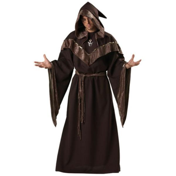 Mystic Sorcerer 魔法使い 衣装、コスチューム コスプレ 大人男性用 HQ