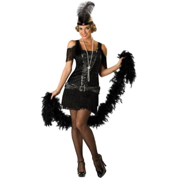 Fabulous Flapper ダンサー 衣装、コスチューム コスプレ 大人女性用 HQ
