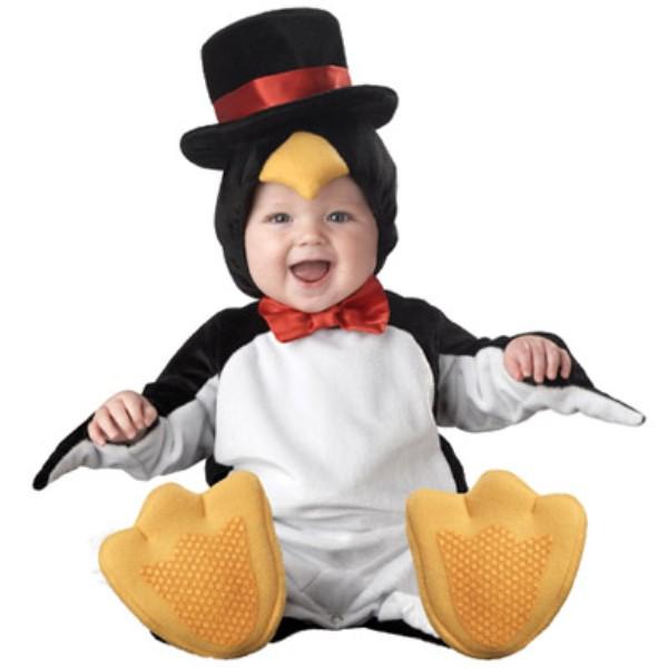 小さなペンギン 衣装、コスチューム コスプレ ベビー着ぐるみ ベビー用 HQ