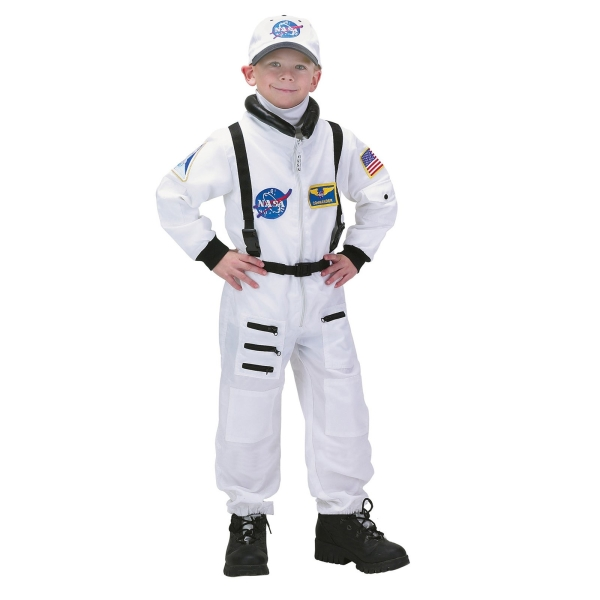 宇宙飛行士 NASA 衣装、コスチューム 子供男性用 コスプレ