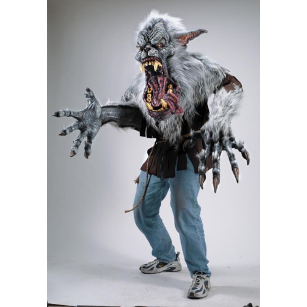狼男 ホラー 衣装、コスチューム 大人男性用 オオカミ MIDNIGHT HOWL