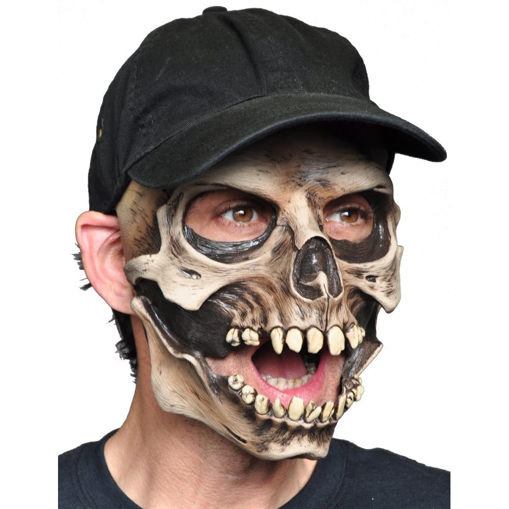 骸骨 スカル マスク ホラー Skull Cap コスプレ