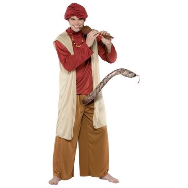 蛇使い 衣装、コスチューム 大人男性用