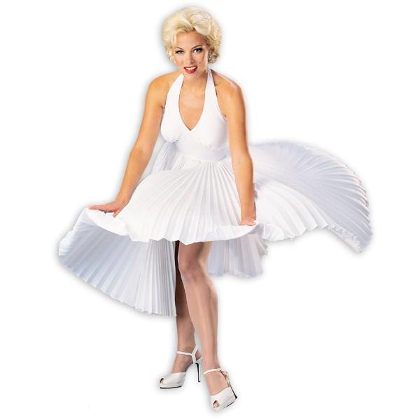 マリリン・モンロー Deluxe セクシー 衣装、コスチューム コスプレ 大人女性用