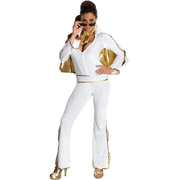 エルヴィス・プレスリー 衣装、コスチューム コスプレ セクシー 大人女性用