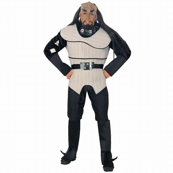 スタートレック クリンゴン 衣装、コスチューム コスプレ 大人男性用
