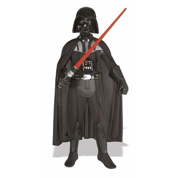 スターウォーズ 衣装、コスチューム コスプレ デラックス ダースベイダー 子供男性用ハロウィン
