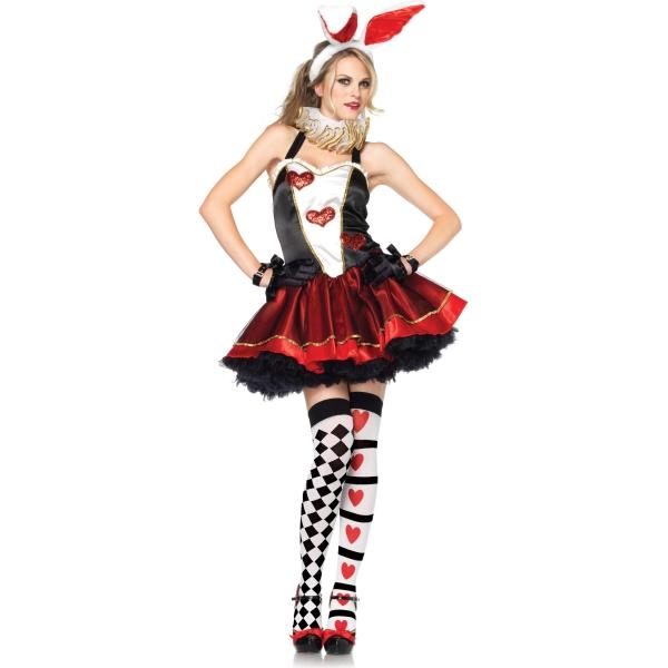 バニーガール 衣装、コスチューム ドレス 大人女性用 うさぎ Party Bunny
