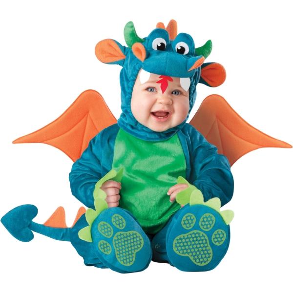 ドラゴン 着ぐるみ 衣装、コスチューム ベビー用 龍 竜 Dinky Dragon