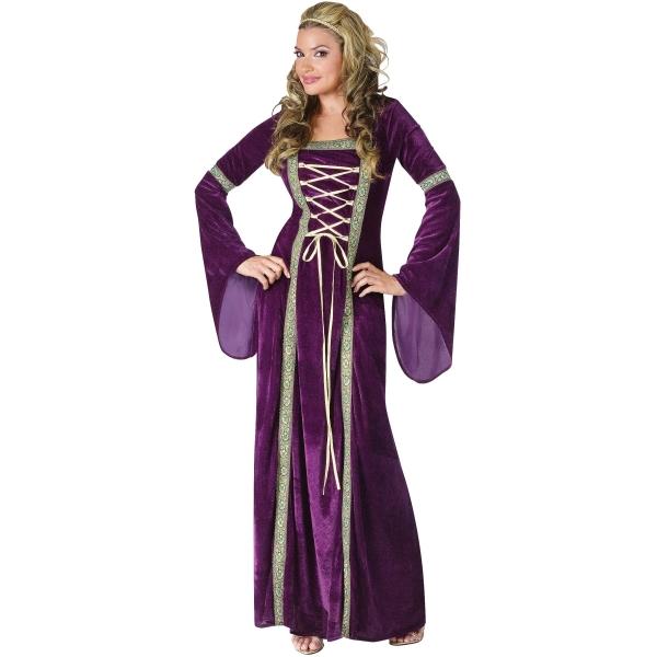 ローマの乙女 ドレス 衣装 大人女性用、コスチューム パープル 大人女性用 ヨーロッパの歴史 ドレス パープル, Funky-Angel:2a942ece --- officewill.xsrv.jp