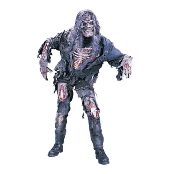 ゾンビ 衣装、コスチューム 大人男性用 ホラー Zombie 3D コスプレ