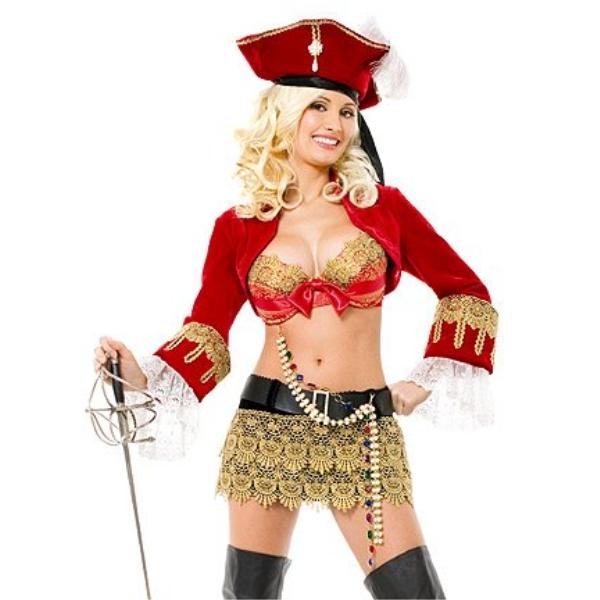 パイレーツ 海賊 衣装、コスチューム 大人女性用 海賊 Playboy Playboy セクシー 大人女性用 レッド, パラレル:288981a3 --- officewill.xsrv.jp