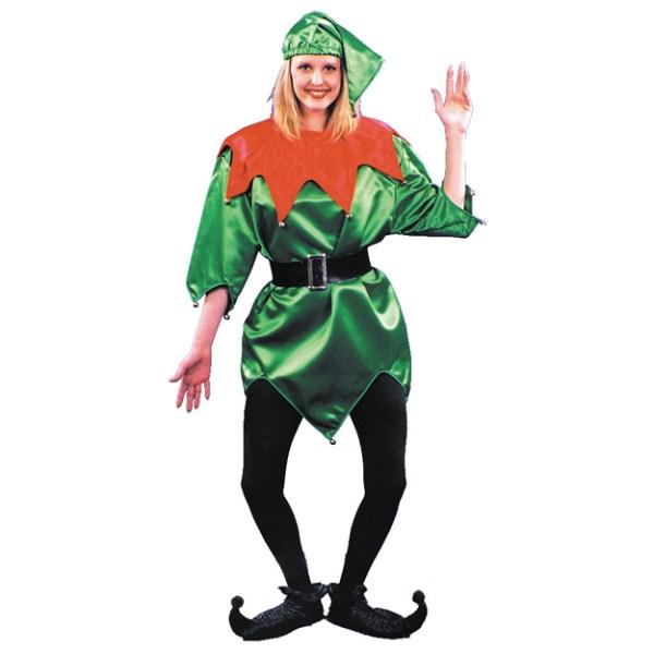 エルフ 妖精 衣装、コスチューム 大人女性用 ハロウィン