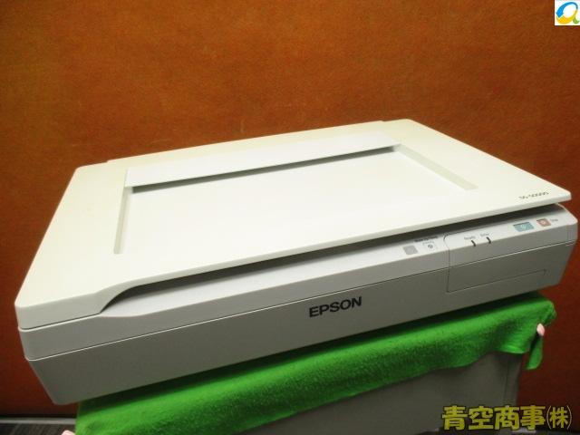 【中古】EPSON DS-50000 A3 フラットベット カラースキャナ USB接続 ▼ヒンジ部破損あり▼[b7197]