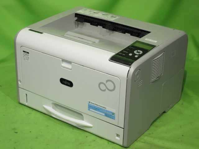 <title>中古 FUJITSU XL-9322 A3 モノクロレーザー 現行型番 プリンター 印刷枚数201枚 2020年3月製造 富士通 XL-9321シリーズ LB321 2020新作 b9451</title>