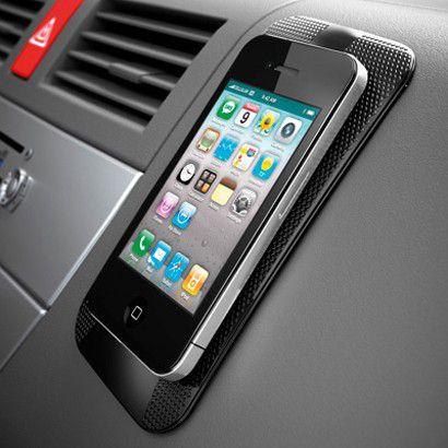 送料込 滑り止め 車載ホルダー iPhone ふるさと割 Android 粘着シリコンパッド セルラーライン XL-GRIP お気にいる スマホ対応
