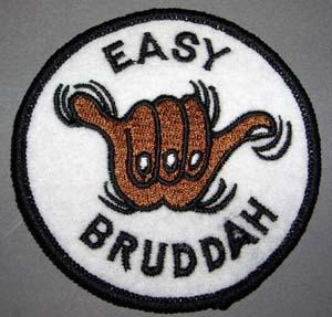 ワッペン12枚以上ご注文で 宅配便送料無料 セール価格 輸入ワッペン 手数料無料 BRUDDAH EASY