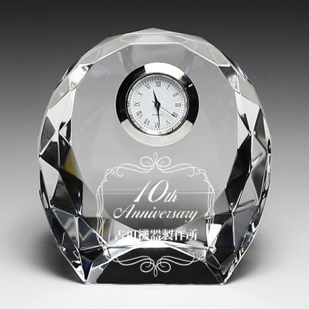 ソフィアクリスタル時計:SDT-17(L)【名入彫刻込】NEW!