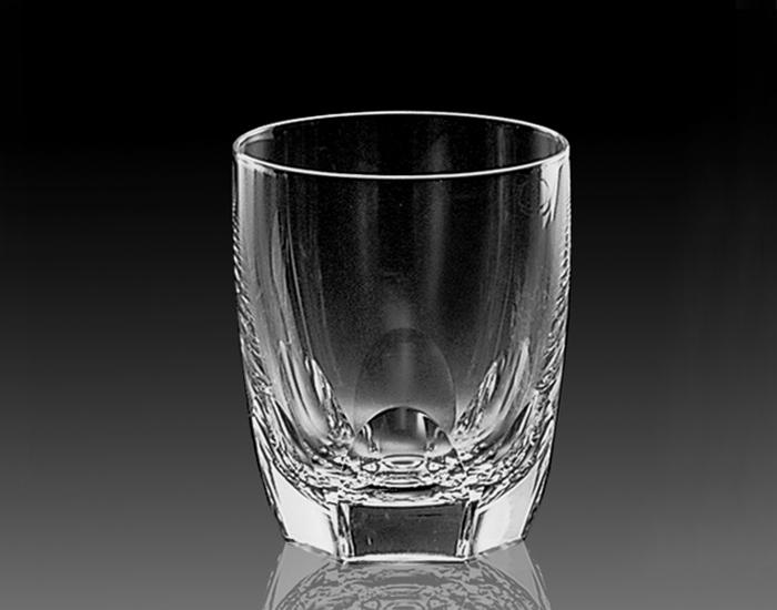 カガミクリスタル ロックグラス*ロイヤルライン〈K8〉【名入れ彫刻】