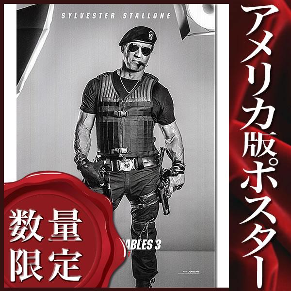 【映画ポスター】エクスペンダブルズ3 ワールドミッション (シルベスター・スタローン) /ADV-DS