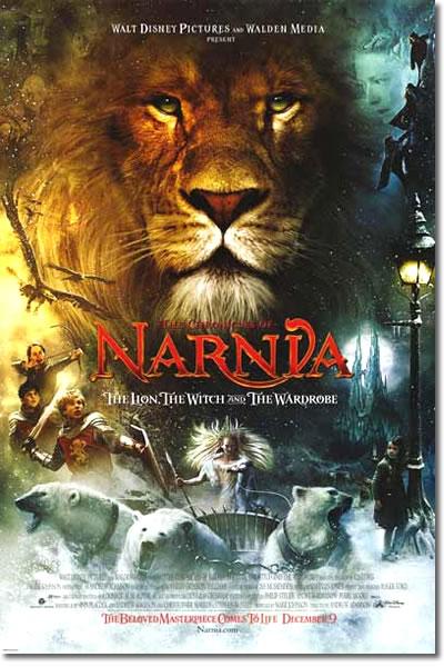 【映画ポスター】 ナルニア国物語/第1章:ライオンと魔女 (ウィリアムモーズリー) /REG-DS