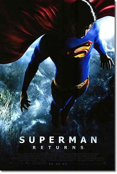 【映画ポスター】 スーパーマン リターンズ (ブランドンラウス) /REG-DS