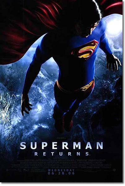 【映画ポスター】 スーパーマン リターンズ (ブランドンラウス) /DS
