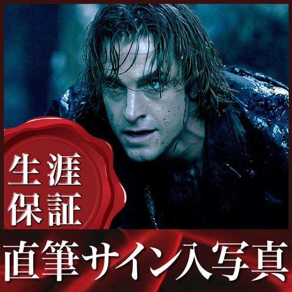 【直筆サイン入り写真】 スコットスピードマン (アンダーワールド 映画グッズ)
