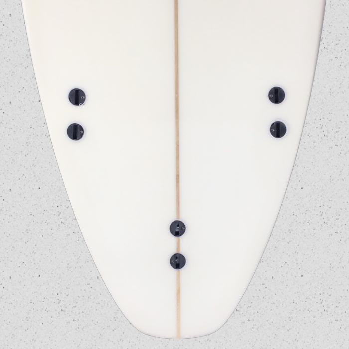 """서핑 보드 세트 2015 년 모형 SHOOTZ SURFBOARDS TRI FIRST SHORT 6 ' 4 """""""
