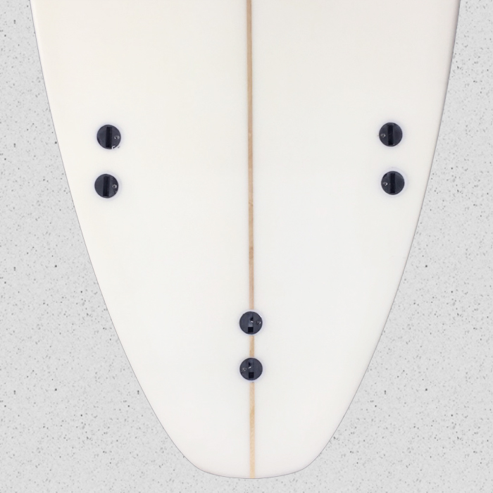 "Surfboard set 2015 model SHOOTZ SURFBOARDS TRI FIRST SHORT 6 ' 4 """