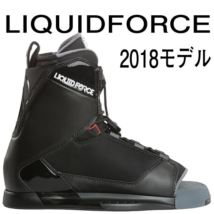 ウェイクボード ブーツ リキッドフォース 2018 Liquid Force WAKEBOARD TRANSIT OT BOOT