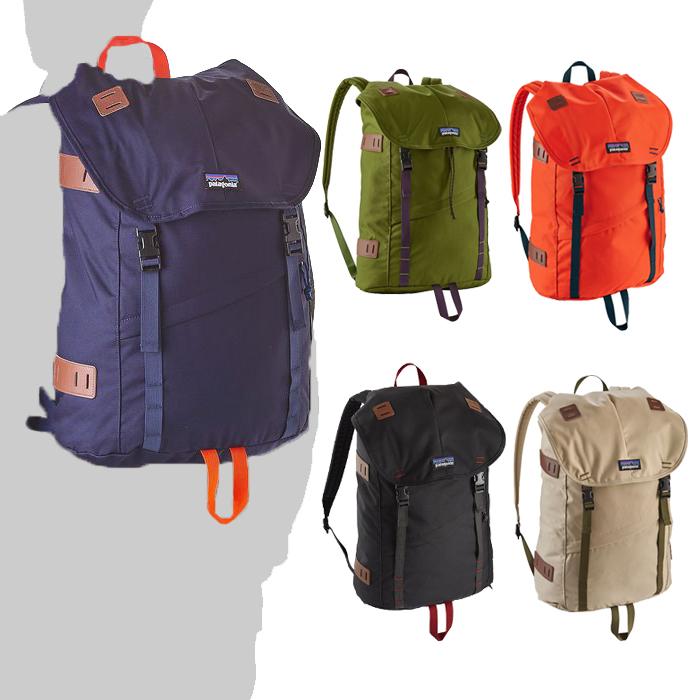 全5色! 2018年モデル Patagonia Arbor Backpack 26 Liters